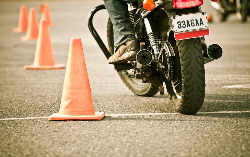 portatarga moto